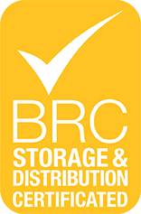 BRC Storage and Distribution Certificated