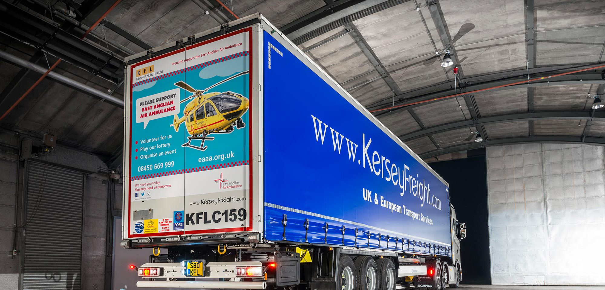 Kersey Freight Haulage